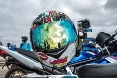 DMotovlogs Helmet