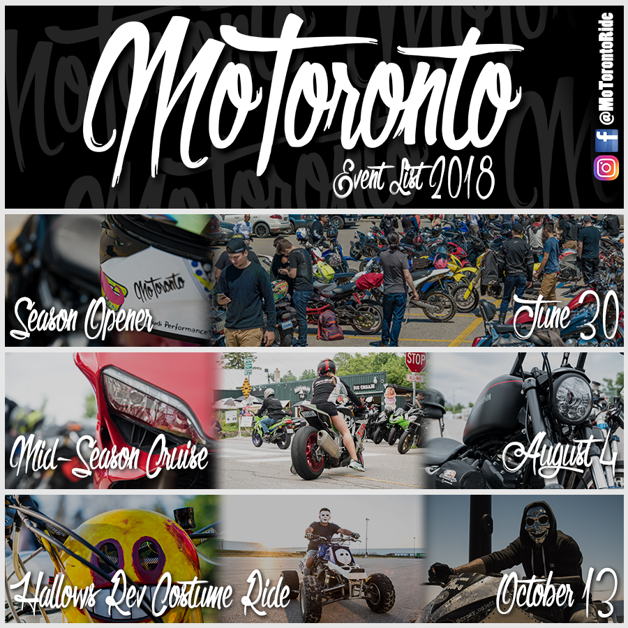 MoToronto Events List